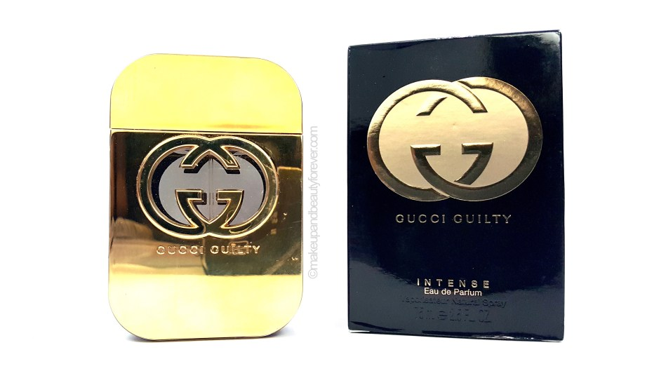 Gucci Guilty Intense EDP Perfume Review India