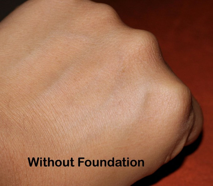 MAC Studio Fix Fluid Foundation Review Swatches before after