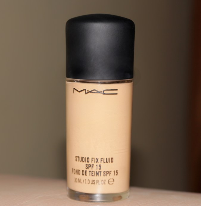 MAC Studio Fix Fluid Foundation Review Swatches mbf blog