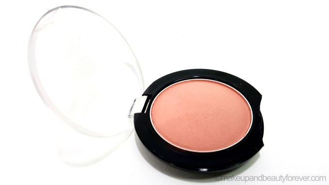 Maybelline Color Show Blush Creamy Cinnamon Review