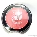 Maybelline ColorShow Blush Peachy Sweetie Review Swatches