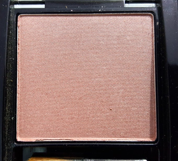 Maybelline Fit Me Blush Medium Nude 208 Review Swatches close up 2