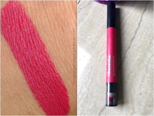 Maybelline Lip Gradation Pink 2 Swatches