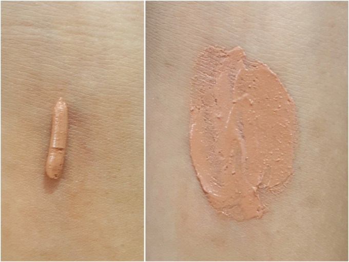Natural Bath & Body French Red Clay Face Mask Review swatch