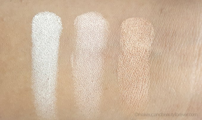 theBalm Manizer Sisters Mary Cindy Betty Lou Manizer Palette Review swatches