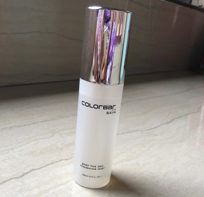 Colorbar Skin Stay the Day Finishing Mist Review