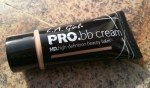 L.A. Girl HD Pro BB Cream Review, Swatches