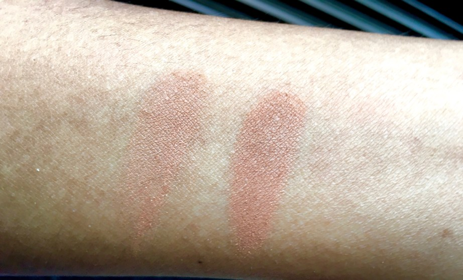 MAC Vibe Tribe Collection Bronzing Powder Refined Golden Review Swatches on Hand