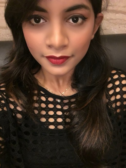 Maybelline Color Sensational Lip Gradation Red 1 Review Swatches Pooja MBF