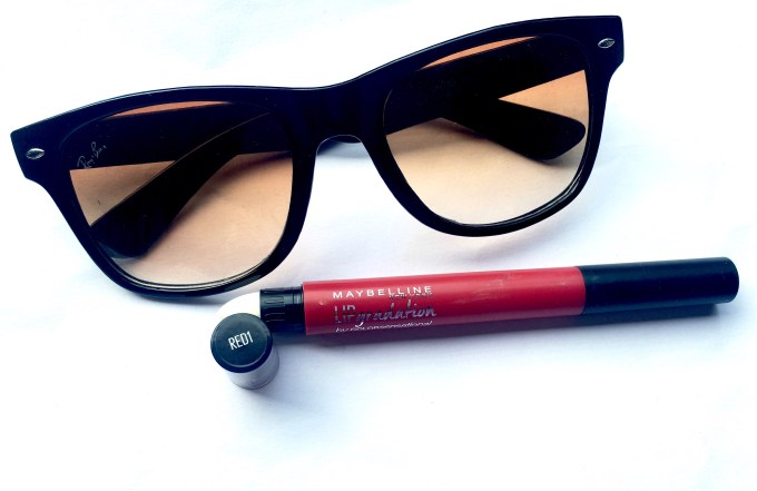 Maybelline Lip Gradation Red 1 Review Swatches