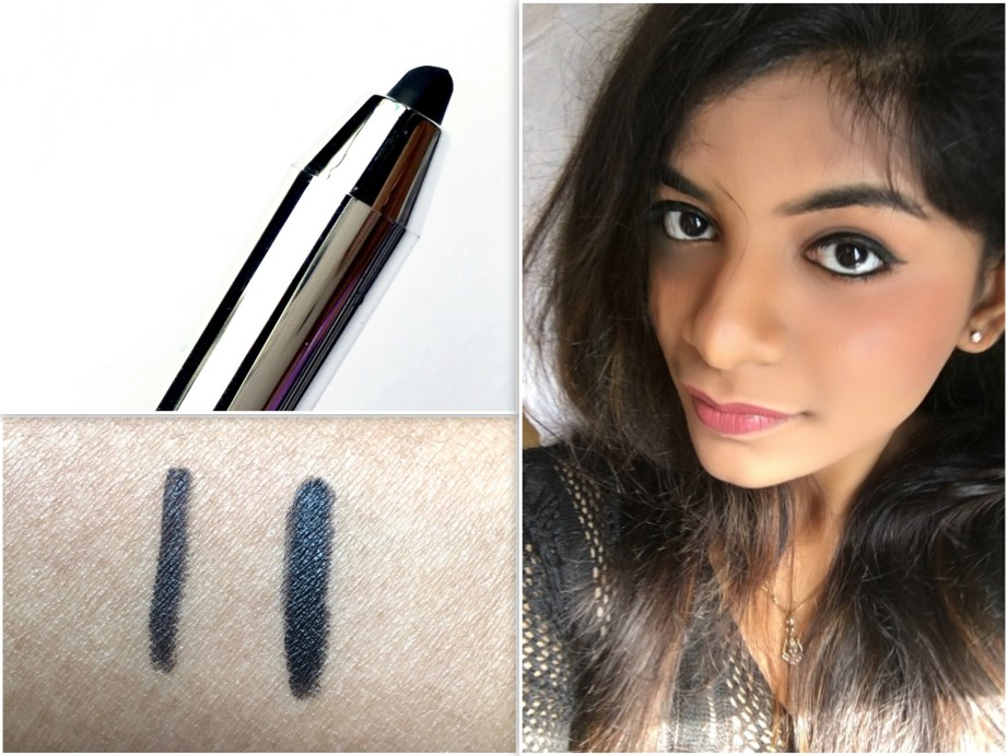 PAC Intense Duo Eyeliner Pencil Review Swatches mbf beauty blog