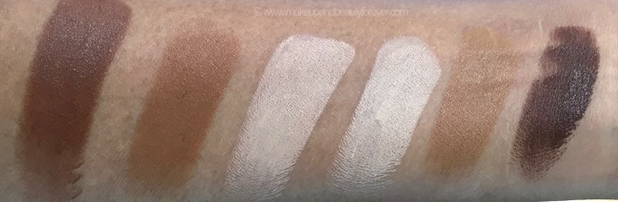 All Inglot Stick Foundation Shades Review Swatches 101 102 103 104 105 106 107 108 109 110 111 112 113 114 115 116 117 3