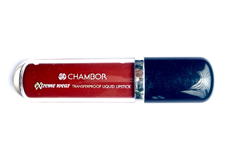 Chambor Extreme Wear Liquid Lipstick Shade 432 Review Swatches