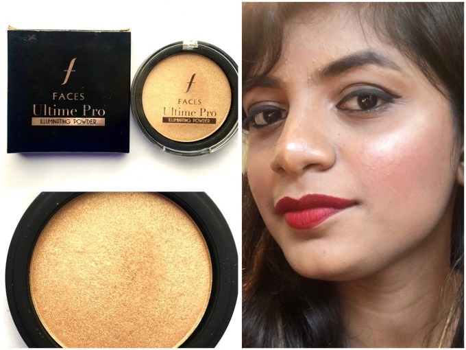 Faces Ultime Pro Illuminating Powder Highlighter Review Swatches MBF Blog