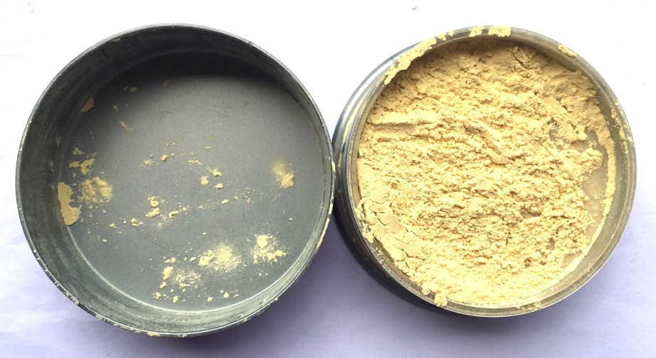 Kryolan Translucent Loose Powder Review Swatches blog mbf