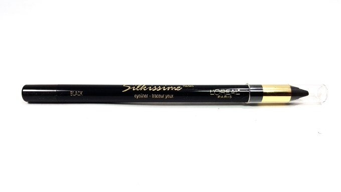 L'Oreal Infallible Silkissime Eyeliner Black Noir Review