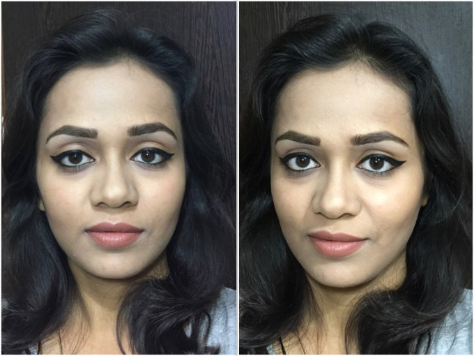 Lakme Absolute Precision Liquid Liner Review Swatches Makeup Look Neha MBF