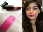 Maybelline Color Show Big Apple Red Creamy Matte Lipstick Pink My Red Review