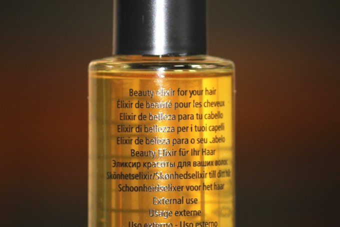 Orofluido Hair Beauty Elixir Review MBF