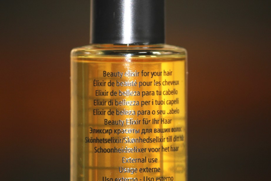 Orofluido Hair Beauty Elixir Review MBF
