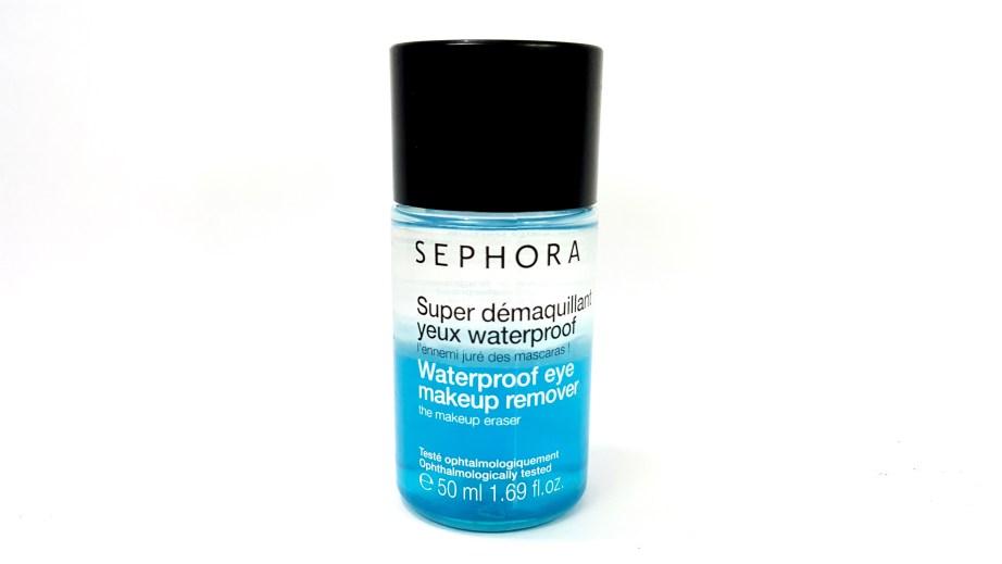 Sephora Waterproof Eye Makeup Remover Review Demo mbf