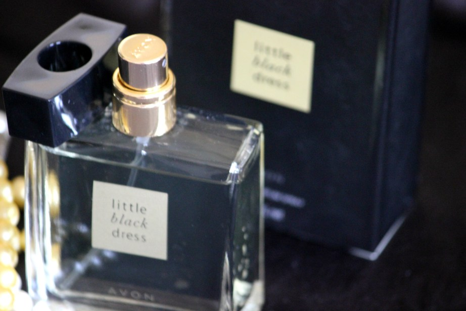 Avon Little Black Dress Eau de Parfum Review focus