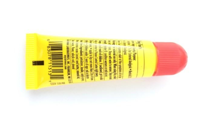Carmex Original Lip Balm Review Swatches info