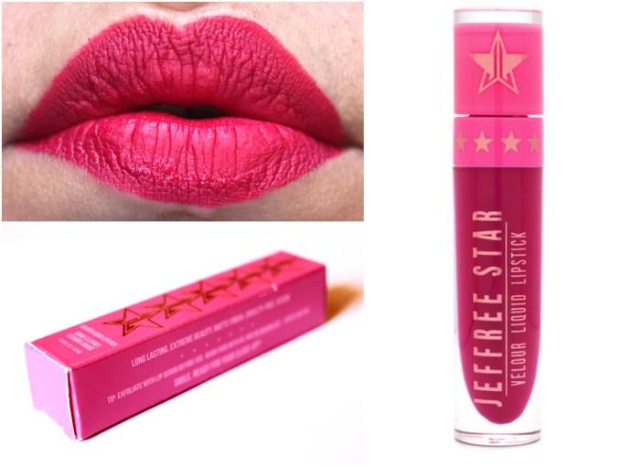 Jeffree Star Velour Liquid Lipstick Masochist Review Swatches exclusive MBF Blog