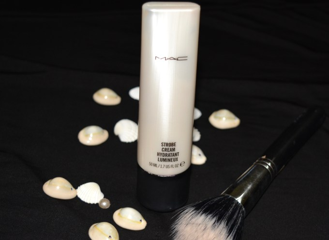 MAC Strobe Cream Review Swatches Demo MBF Blog