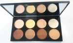 Makeup Revolution Ultra Cream Contour Palette Review, Swatches