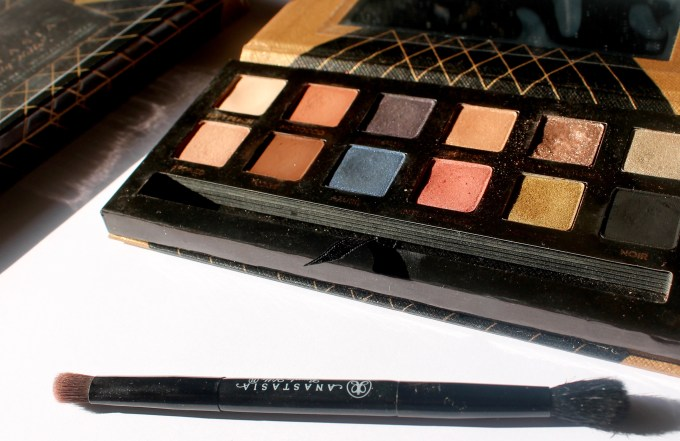 Anastasia Shadow Couture World Traveler EyeShadow Palette Review Swatches