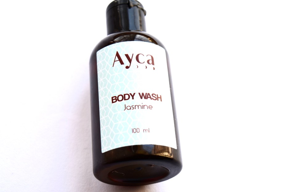 Ayca Jasmine Body Wash Review