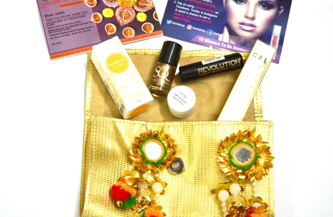 Fab Bag October 2016 The Festive High Review