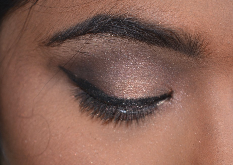 MAC Eyeshadow x 15 Warm Neutral Palette Review Swatches MBF Eye Makeup Look