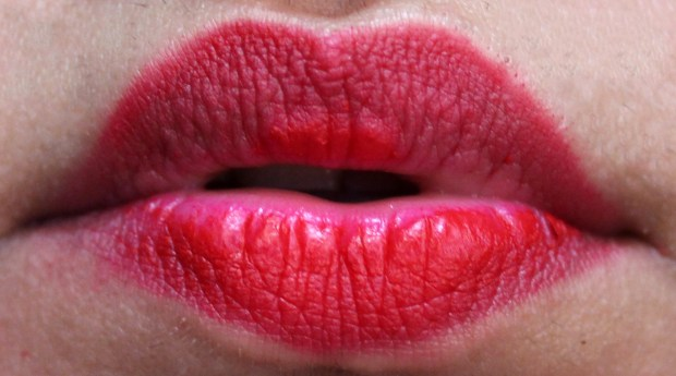 NARS Dragon Girl Velvet Matte Lip Pencil Review Swatches 7 hours