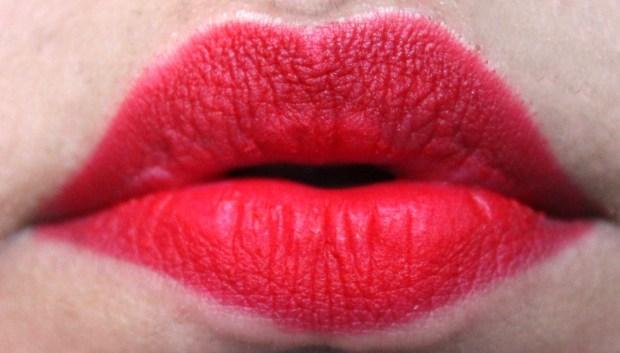 NARS Dragon Girl Velvet Matte Lip Pencil Review Swatches Fresh 2