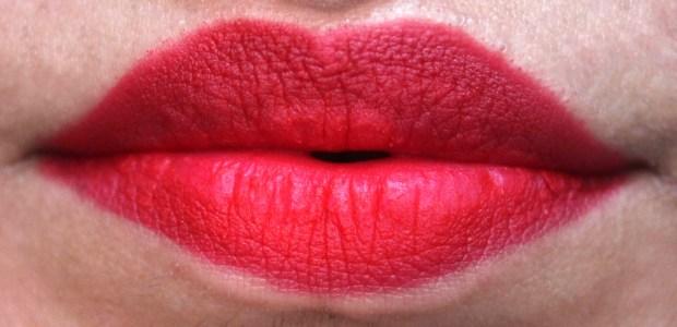 NARS Dragon Girl Velvet Matte Lip Pencil Review Swatches fresh