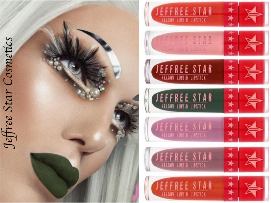 All Jeffree Star Holiday Collection 2016 Velour Liquid Lipsticks Review, Swatches