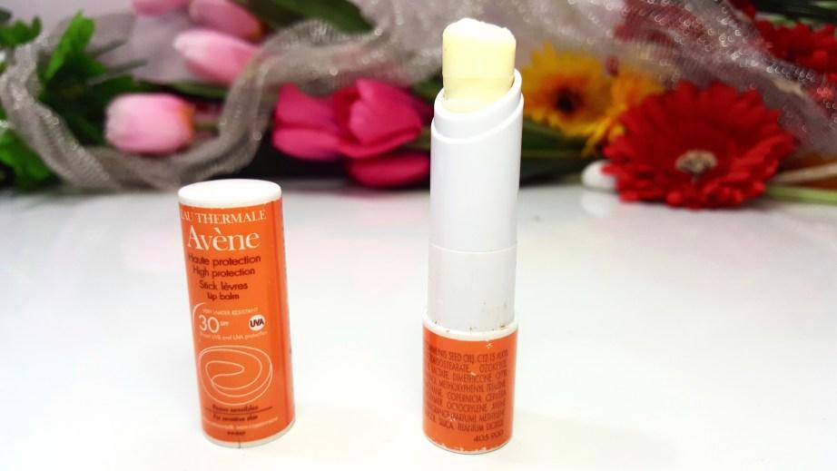 Avene High Protection Lip Balm SPF 30 Review MBF Blog