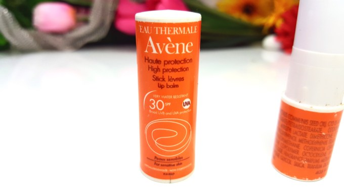 Avene High Protection Lip Balm SPF 30 Review Details