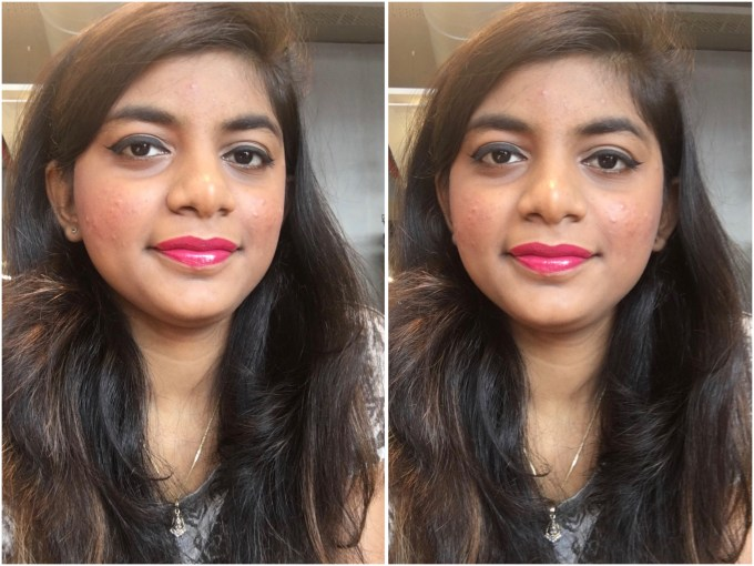 Colorbar 3D Matte Lipstick Cocktail Collection Cosmopolitan Review, Swatches MBF Makeup Look