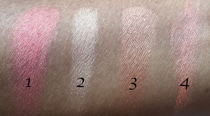 Lakme Absolute Illuminating Blush Shimmer Brick Coral Review Swatches Hand
