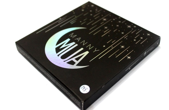 Makeup Geek Manny Mua Eyeshadow Palette Review Swatches 4