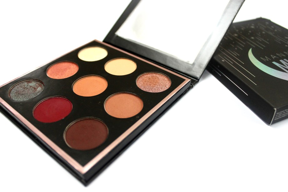 Makeup Geek Manny Mua Eyeshadow Palette Review Swatches MBF Blog