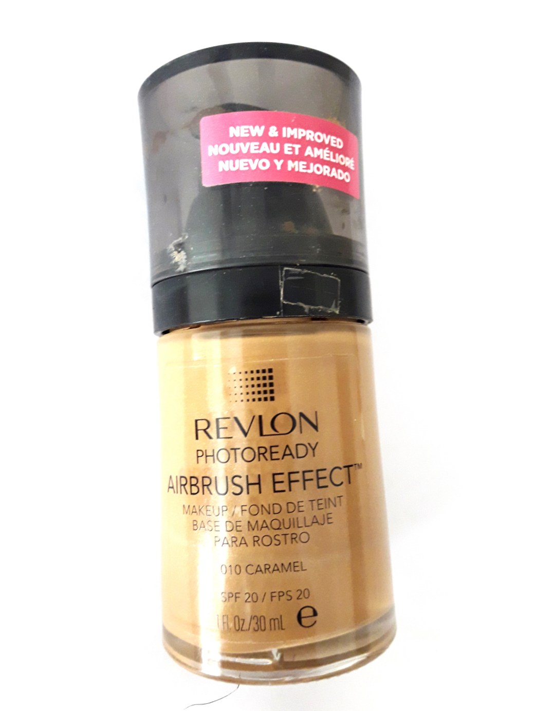 Revlon Photoready Airbrush Effect Makeup Foundation Review Swatches