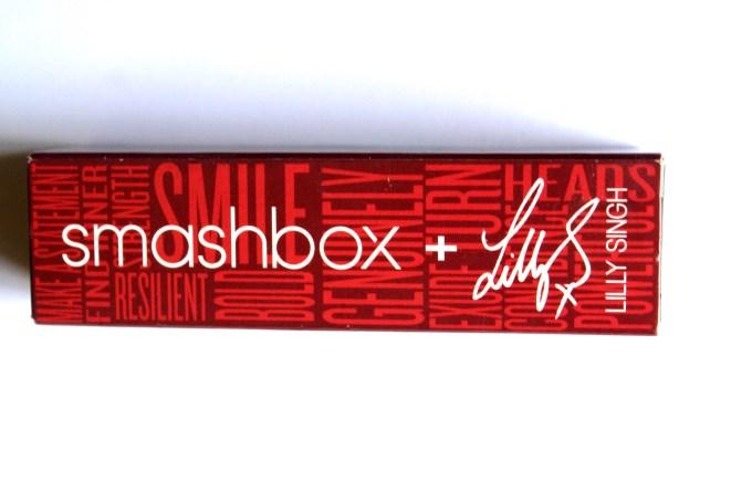 Smashbox Always On Matte Liquid Lipstick Bawse Review Swatches Lilly Singh