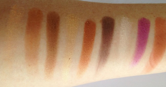 Too Faced Peanut Butter & Jelly Eyeshadow Palette Review Swatches MBF Blog 1