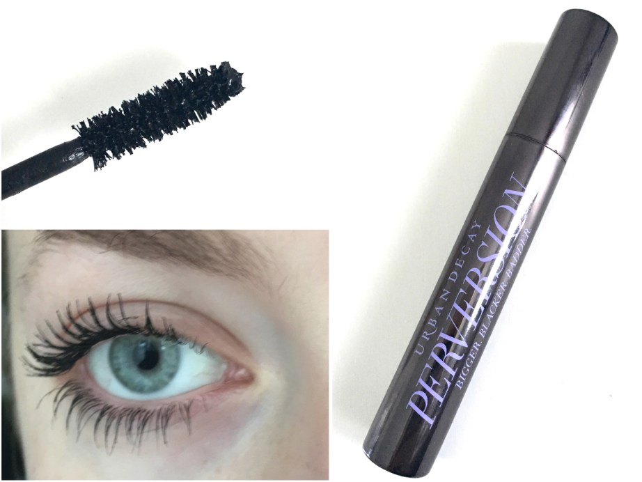 Urban Decay Perversion Mascara Review MBF Blog