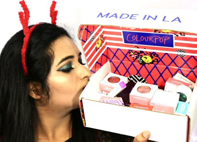 ColourPop Haul + Giveaway Astha MBF