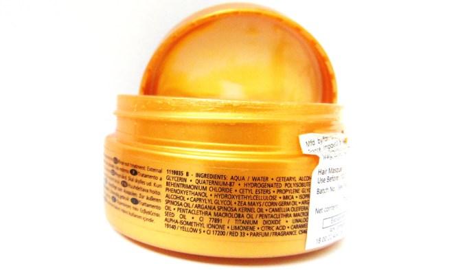 Kerastase Elixir Ultime Beautifying Oil Masque Ingredients